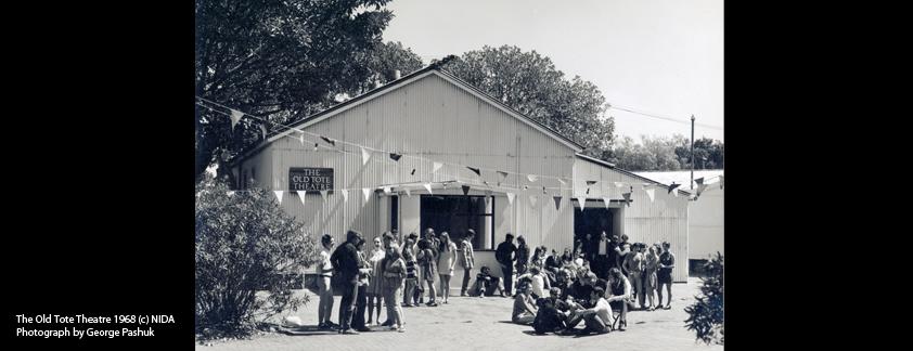 Old Tote Theatre 1968
