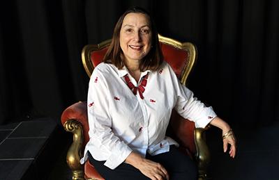 Executive Director Conservatoire NIDA Dr Amanda Morris