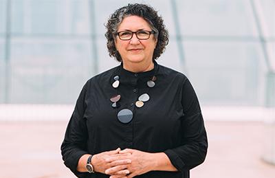 Karilyn Brown - Course Leader of Cultural Leadership at NIDA