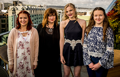 Young Adelaide creatives set off on a new journey  with NIDA Open scholarship program