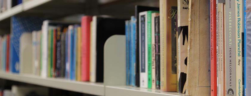 Rodney Seaborn Library