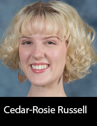 Cedar-Rosie Russell