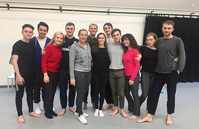 NIDA MFA Voice student tutors on unique European course at Royal Conservatoire of Scotland
