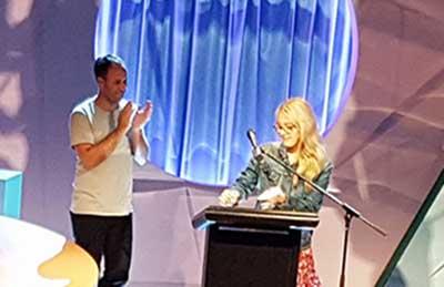 Second NIDA graduate picks up prestigious playwright award