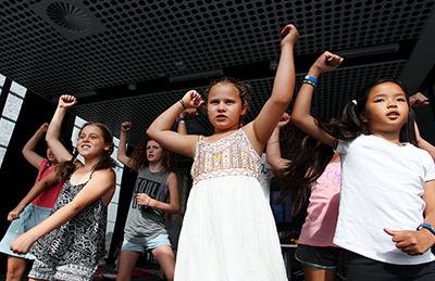 NIDA Open explores Australian history with new 'Aboriginal Perspectives' program