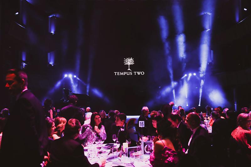 Tempus Two at NIDA Diamond Anniversary Dinner